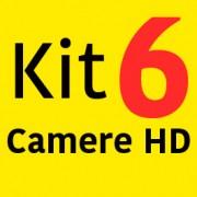 Sistem Supraveghere HD cu 6 Camere + Instalare Autorizata