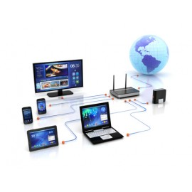 CONFIGURARE (1 DVR sau NVR - Router)  Vizionare permanenta de pe Telefon Tableta Laptop sau PC
