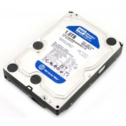 HDD WD Blue 1TB, 7200rpm, 64MB, SATA 3